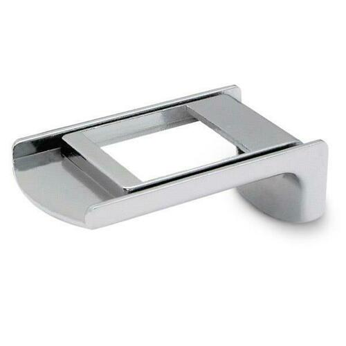 Jacknob 4700 Door Insert Bottom-Fi-Chrome