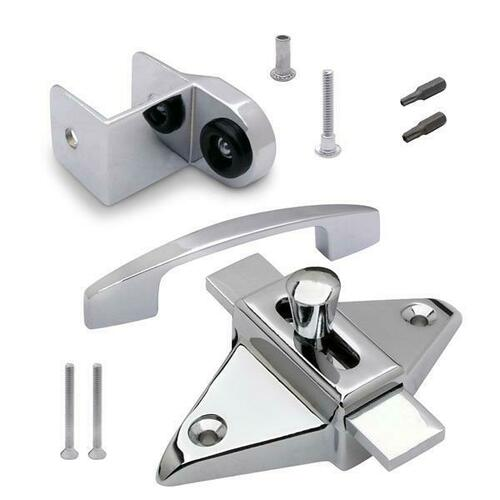Jacknob 126880 Latch(5020), Strike & Keeper (5970), Pull (6200) Outswing Combo Pack