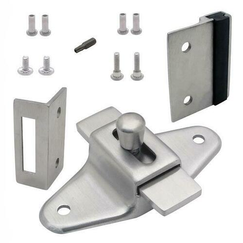 Jacknob 126913 Latch(5053), Strike & Keeper (5163/5173) Inswing Combo Pack Stainless