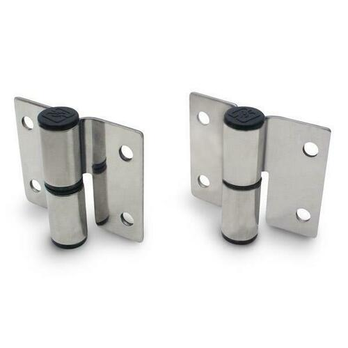 Jacknob 7083 Hinge-Surface Mounted (Lh-In/Rh-Out) .090