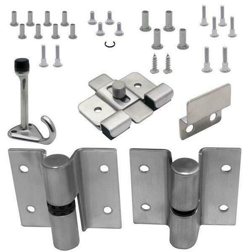 Jacknob 20019 Door Hardware (Lh-In) 3/4