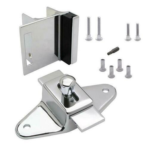 Jacknob 127030 Latch(5050), Strike & Keeper (5310) Inswing Combo Pack