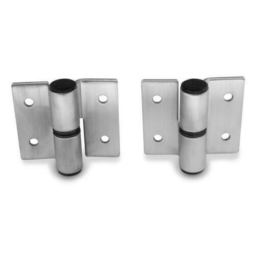 Jacknob 7093 Hinge-Surface Mounted (Rh-In/Lh-Out) .125