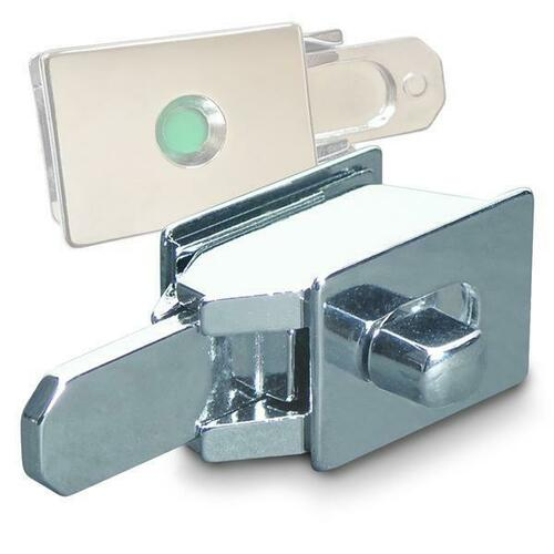 Jacknob 4240 Latch-Concealed Sq Hole W/Indicator