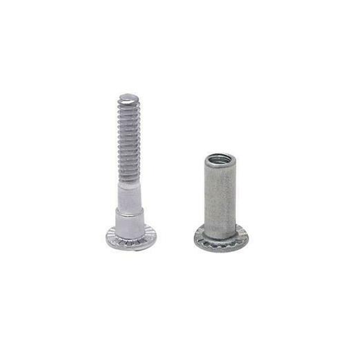 Jacknob 114270 Screw Pack - Strike & Keeper Half-Height