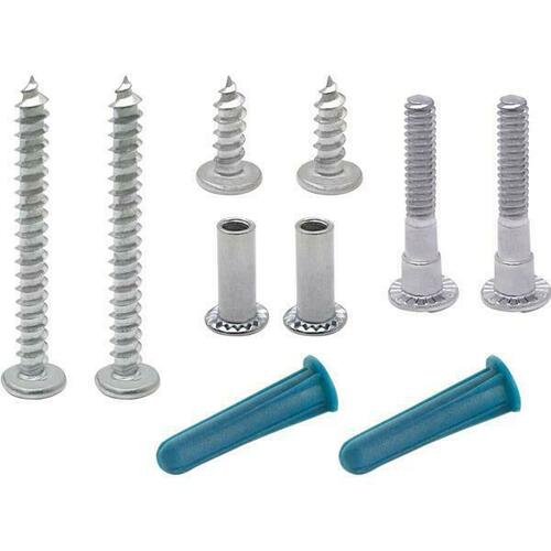 Jacknob 140 Screw Pack - Wall Bracket 1-1/4