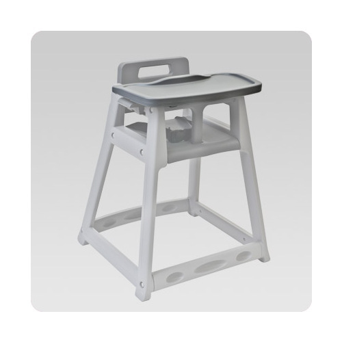Koala Kare KB851-01 Diner High Chair Tray, Grey