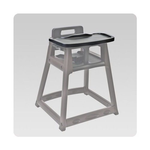Koala Kare KB851-02 Diner High Chair Tray, Black