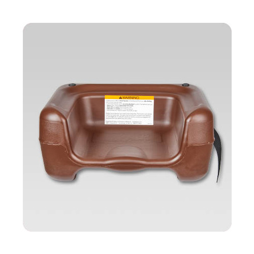 Koala Kare KB854-09S Restaurant Booster, Brown