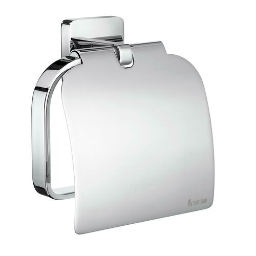 Smedbo OK3414 Toilet Roll Holder with Cover