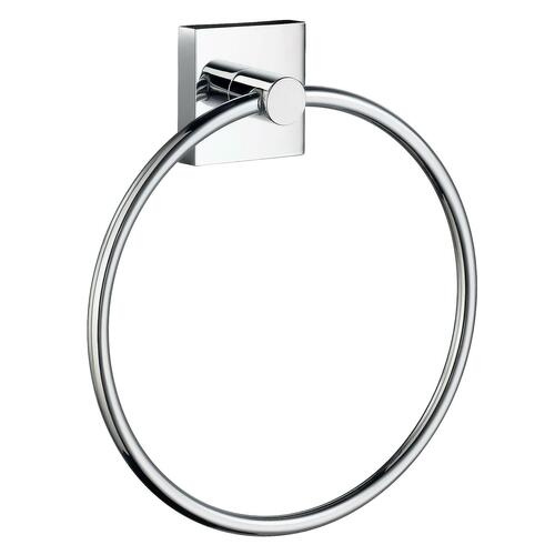 Smedbo RK344 Towel Ring, Polished Chrome