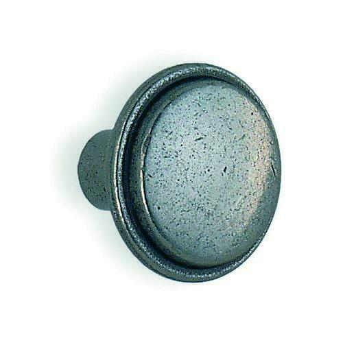 Smedbo B085 Knob, Antique Pewter