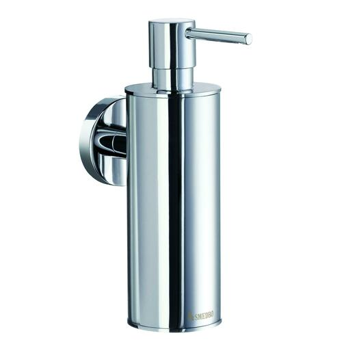 Smedbo HK370 Wall Mounted Soap Dispenser, Polished Chrome