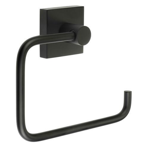Smedbo RB341 Toilet Roll Holder, Black
