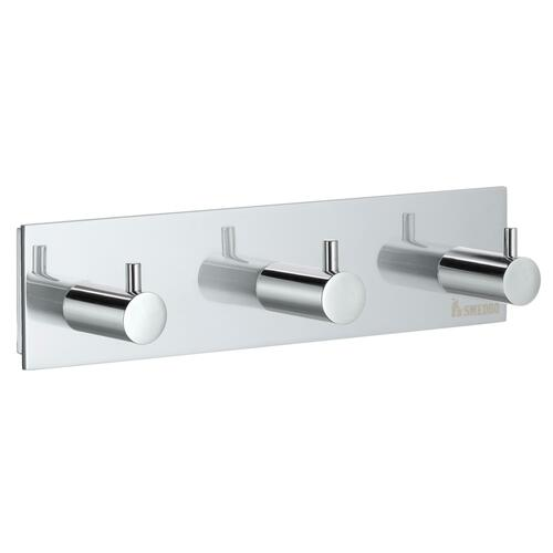 Smedbo ZK359 Triple Towel Hook