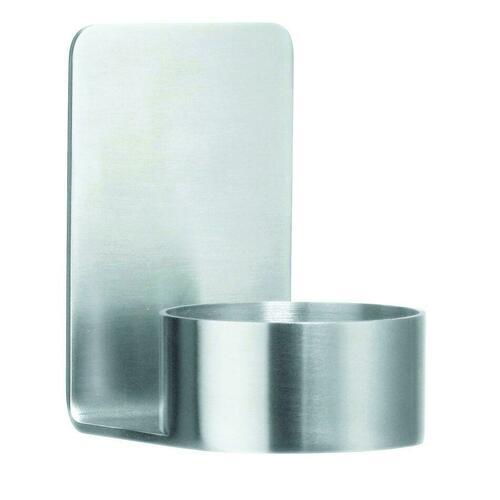 Smedbo B1180 Tea Light Candle Holder, Brushed Stainless Steel