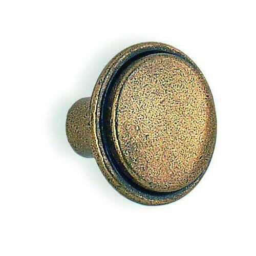 Smedbo B084 Knob, Antique Brass