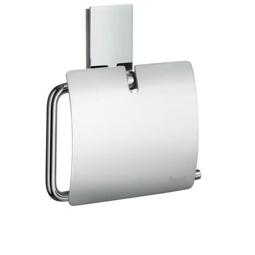 Smedbo ZK3414 Toilet Roll Holder with Cover
