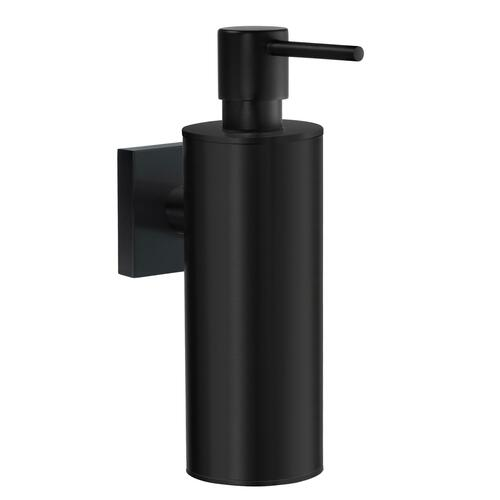 Smedbo RB370 Wall Mounted Soap Disp, Black