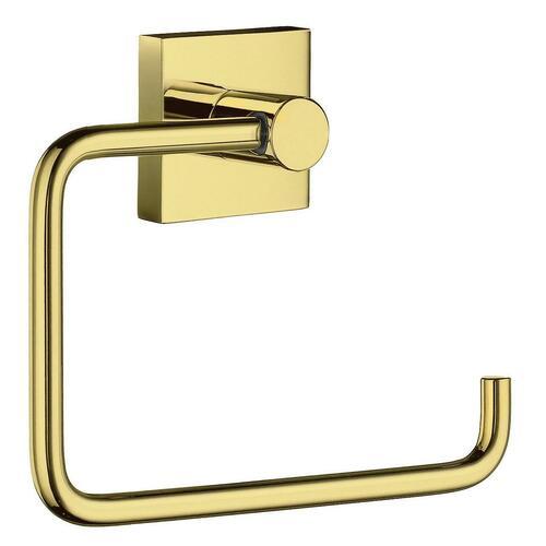 Smedbo RV341 Toilet Roll Holder, Polished Brass