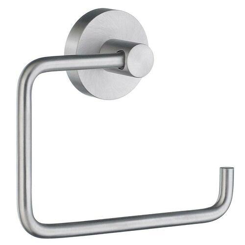 Smedbo HS341 Toilet Roll Holder, Brushed Chrome